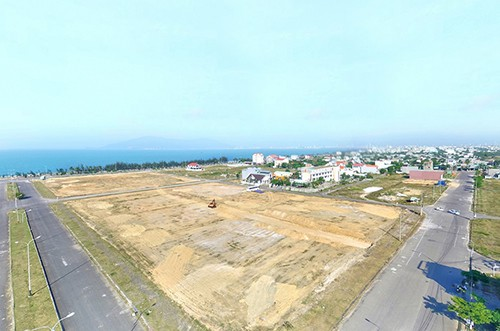Chuyên gia cảnh báo rủi ro đầu tư đất nền ven biển - Ảnh 1.
