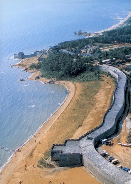 Lão Long Đầu - nơi Vạn Lý Trường Thành vươn ra biển - Ảnh 2.