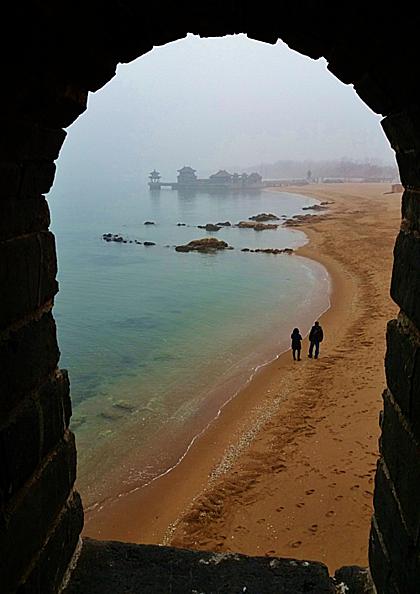 Lão Long Đầu - nơi Vạn Lý Trường Thành vươn ra biển - Ảnh 3.