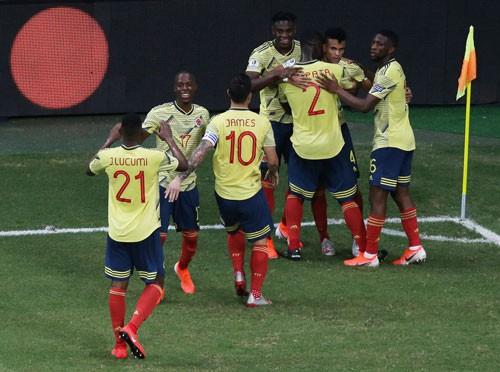 Vòng tứ kết Copa America 2019: Hấp dẫn với đại chiến Chile - Colombia - Ảnh 1.