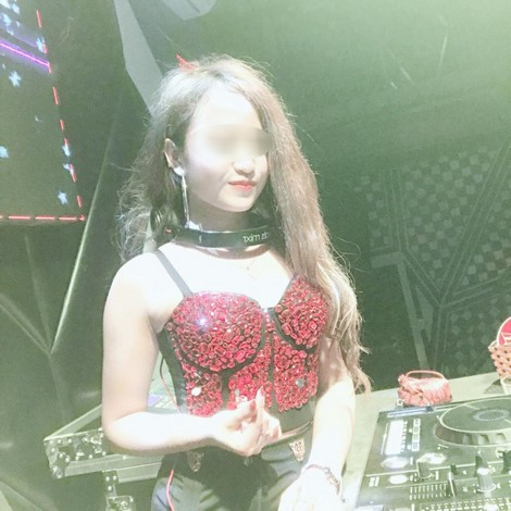 Cuộc sống của nữ DJ xinh đẹp ở Hà Nội trước khi bị người tình sát hại - Ảnh 1.