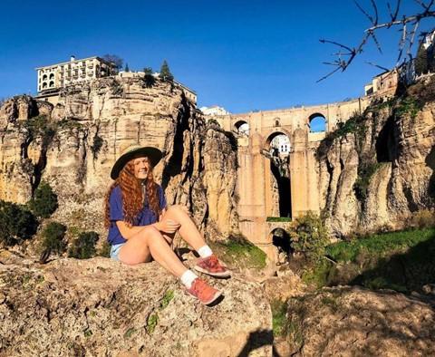 Cô gái 23 tuổi bỏ việc, đi khắp thế giới với 11 USD/ngày - Ảnh 15.