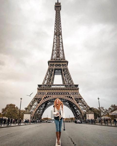 Cô gái 23 tuổi bỏ việc, đi khắp thế giới với 11 USD/ngày - Ảnh 8.