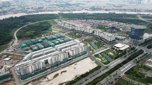 Thanh tra Chính phủ: Xác định giá đất chênh lệch hàng ngàn tỉ đồng tại Khu đô thị mới Thủ Thiêm - Ảnh 1.