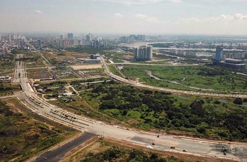 Kết luận thanh tra khu đô thị mới Thủ Thiêm: Sai phạm hàng chục ngàn tỉ đồng - Ảnh 1.