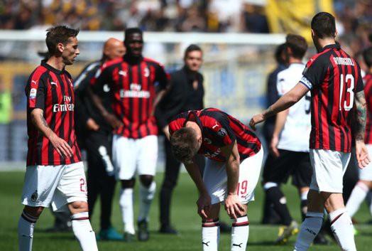 UEFA gây sốc, cấm AC Milan đấu cúp châu Âu - Ảnh 1.