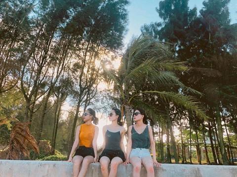 Check-in liền tay cầu cảng Hải Tiến đẹp tựa trời Tây ở Thanh Hoá - Ảnh 11.