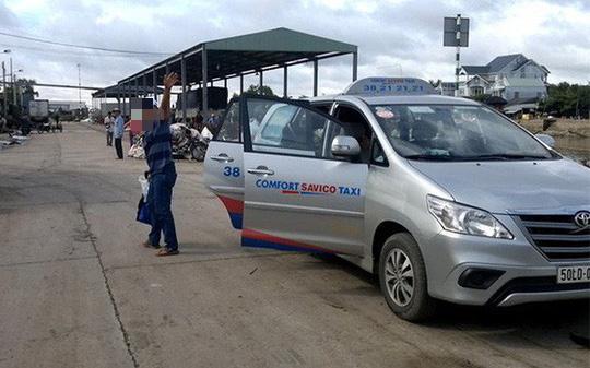 Một hãng taxi truyền thống vừa thông báo giải thể