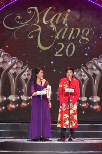 Giải Mai Vàng 25 năm: Trân quý bạn đồng hành! - Ảnh 12.