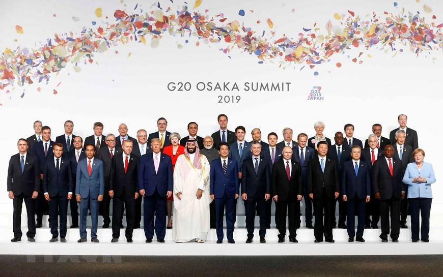 [eMagazine] - Tháo gỡ vướng mắc từ các cuộc gặp song phương, bên lề Hội nghị G20 - Ảnh 1.