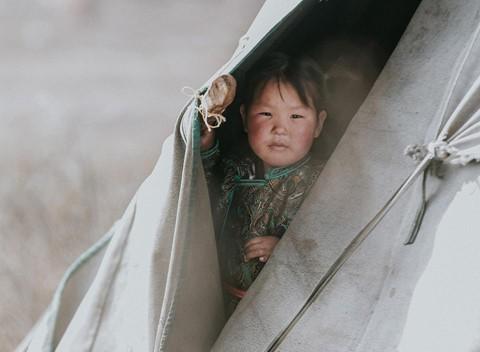 Cuộc sống dưới cánh đại bàng của người dân Mông Cổ - Ảnh 11.
