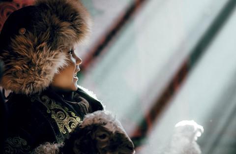 Cuộc sống dưới cánh đại bàng của người dân Mông Cổ - Ảnh 15.