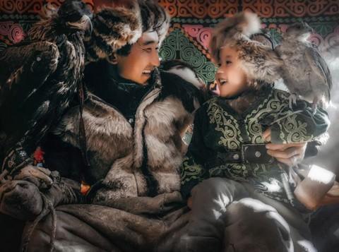 Cuộc sống dưới cánh đại bàng của người dân Mông Cổ - Ảnh 18.