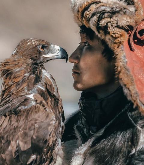 Cuộc sống dưới cánh đại bàng của người dân Mông Cổ - Ảnh 19.