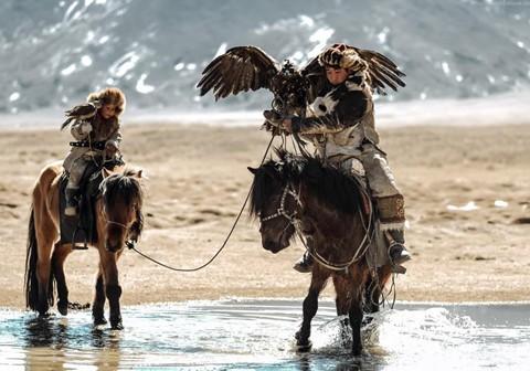 Cuộc sống dưới cánh đại bàng của người dân Mông Cổ - Ảnh 20.