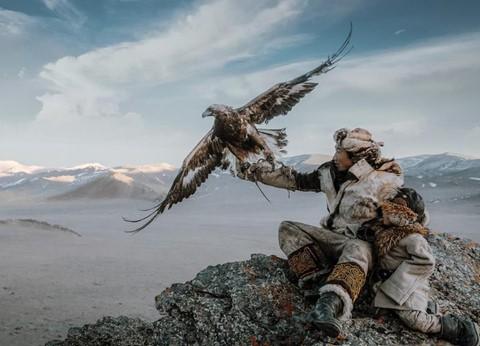 Cuộc sống dưới cánh đại bàng của người dân Mông Cổ - Ảnh 21.