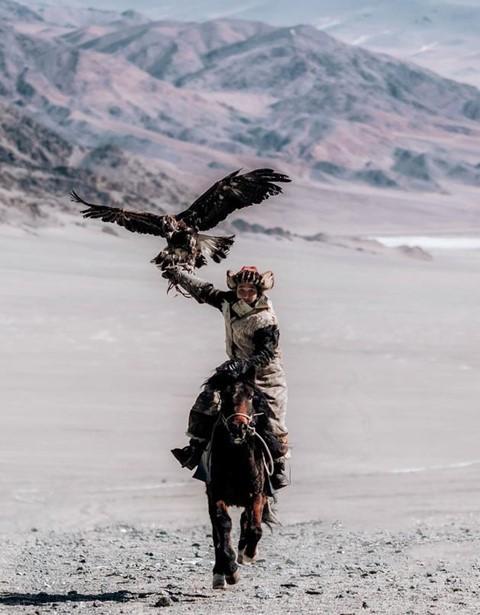 Cuộc sống dưới cánh đại bàng của người dân Mông Cổ - Ảnh 23.