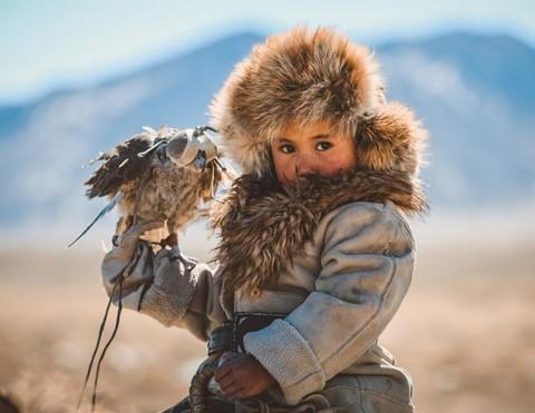 Cuộc sống dưới cánh đại bàng của người dân Mông Cổ - Ảnh 24.