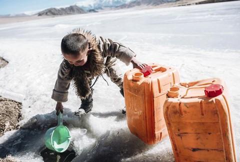 Cuộc sống dưới cánh đại bàng của người dân Mông Cổ - Ảnh 26.
