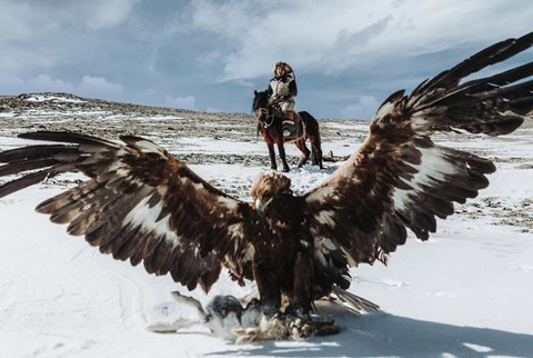 Cuộc sống dưới cánh đại bàng của người dân Mông Cổ - Ảnh 28.
