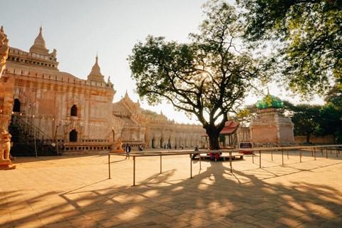 Tiếng vó ngựa len lỏi giữa những khu đền ở Myanmar - Ảnh 5.
