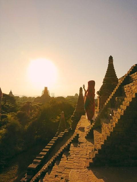 Tiếng vó ngựa len lỏi giữa những khu đền ở Myanmar - Ảnh 7.