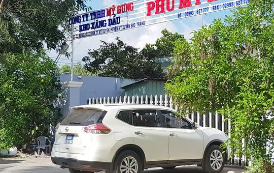 """Lat lai """"phi vu"""" mua ban 2 trieu lit xang co lien quan den dai gia Trinh Suong"""