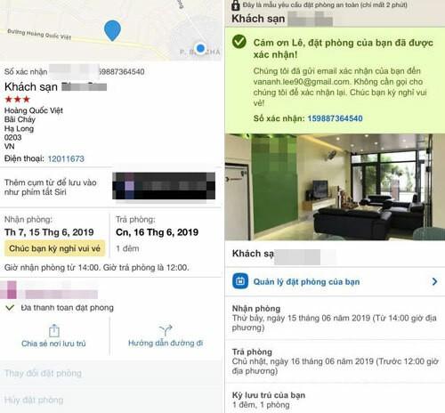 Nữ du khách Hà Nội mất tiền oan vì thuê nhầm khách sạn ma - Ảnh 2.