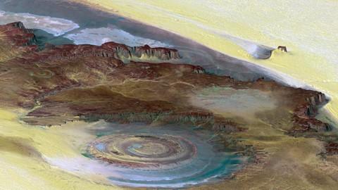 11 kỳ quan thiên nhiên kỳ lạ, thách thức trí tưởng tượng của du khách - Ảnh 4.