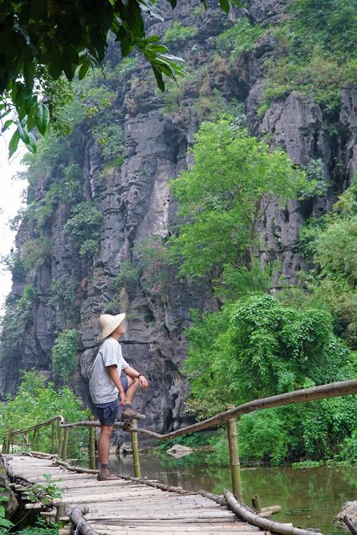 Homestay nằm ở thâm sơn cùng cốc Ninh Bình - Ảnh 9.