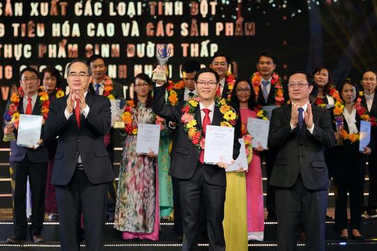 Công bố và trao tặng giải thưởng Sáng tạo TP HCM - Ảnh 3.