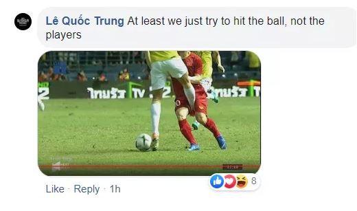 NHM Việt Nam điên tiết vì hành động xấu chơi của Thái Lan - Ảnh 1.