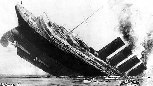 Tàu Titanic chìm không chỉ vì một tảng băng trôi - Ảnh 2.