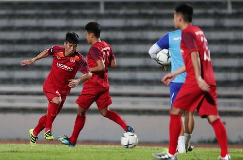 Chung kết King's Cup 2019, Việt Nam - Curacao: Giữ đôi chân trước, cúp tính sau - Ảnh 1.