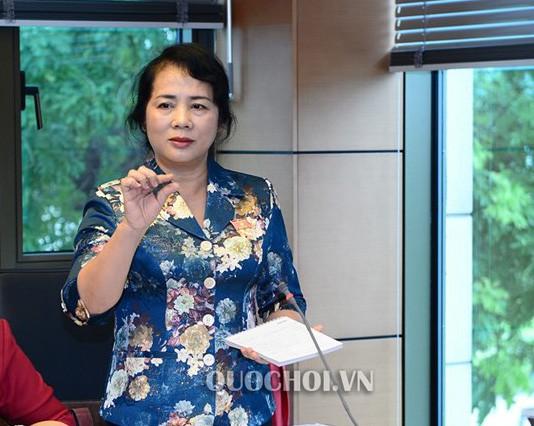 Bí thư Quận 1 Trần Kim Yến: Lời nói và việc làm của ông Đoàn Ngọc Hải không khớp nhau - Ảnh 1.