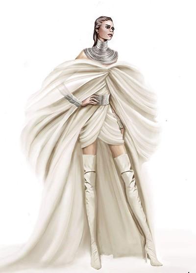 Siêu sao Beyonce mặc đầm của nhà thiết kế trẻ Việt - Ảnh 2.