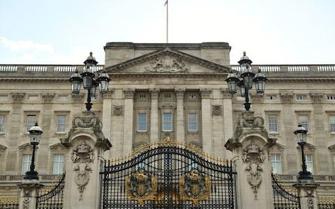 Bị bắt vì leo rào vào cung điện Nữ hoàng Anh - Ảnh 1.