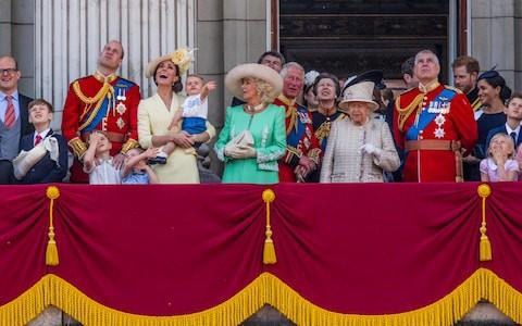 Bị bắt vì leo rào vào cung điện Nữ hoàng Anh - Ảnh 2.