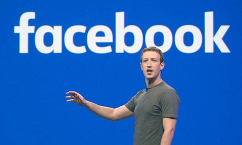 Facebook nhận khoản phạt kỷ lục 5 tỉ USD - Ảnh 1.