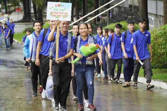 Hơn 600 sinh viên tham gia mùa hè xanh 2019 - Ảnh 1.