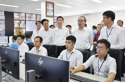 TP HCM đột phá trong quản lý giao thông - Ảnh 1.