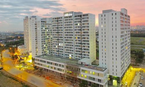 Nguồn cung căn hộ giá rẻ tại TP HCM giảm mạnh - Ảnh 1.