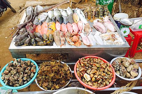 Cá tà ma và những món ăn nổi tiếng ở Lý Sơn - Ảnh 7.