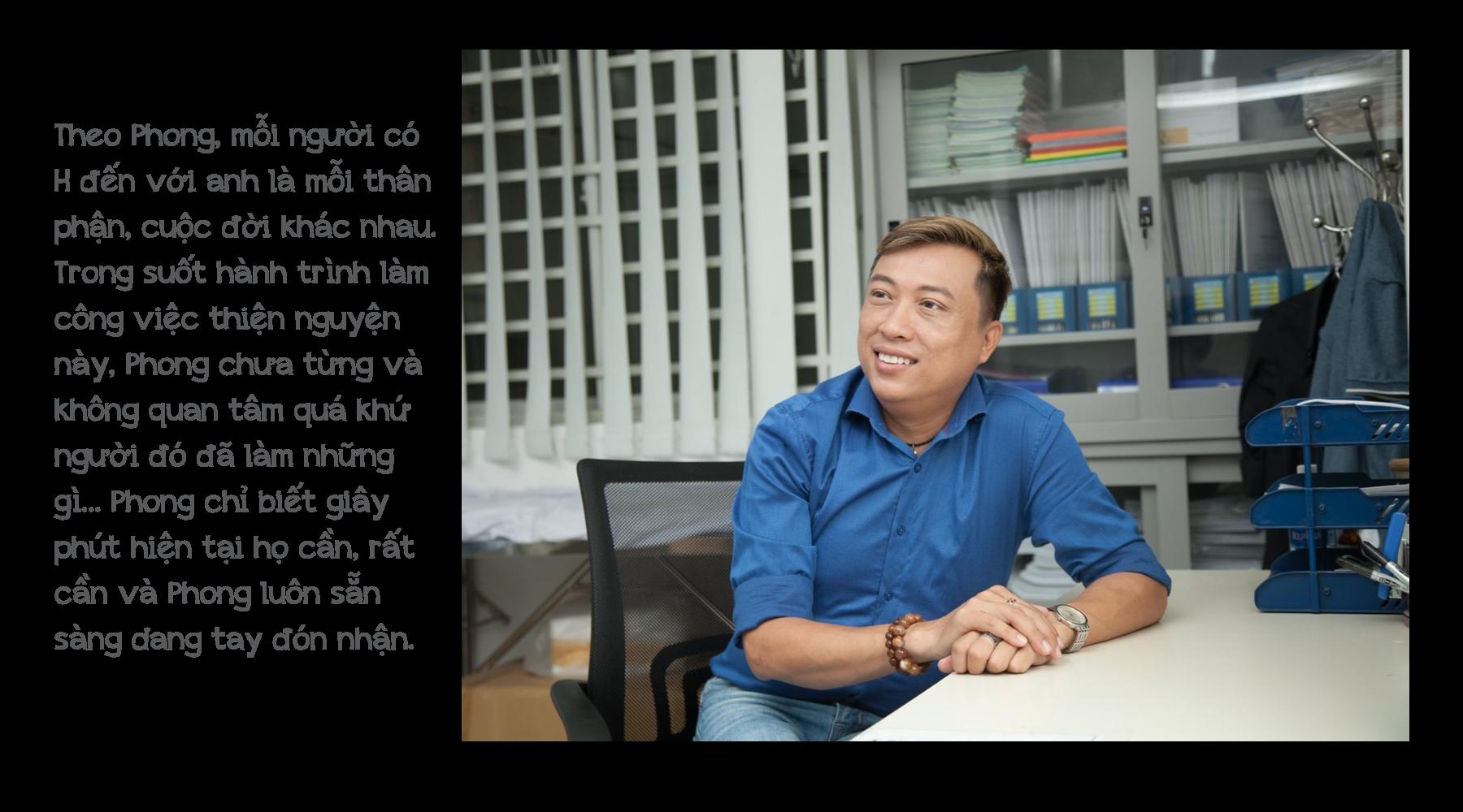 [eMagazine] - Chuyện của Phong, người tiên phong phòng, chống HIV/AIDS - Ảnh 7.