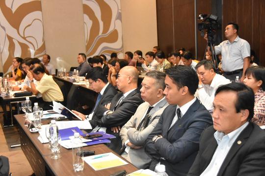 TP HCM sẽ xin cơ chế đặc thù để làm trung tâm tài chính - Ảnh 2.