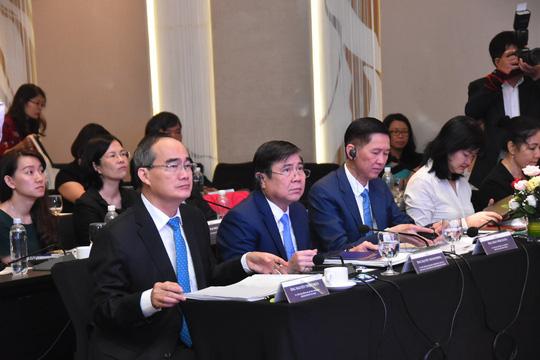 TP HCM sẽ xin cơ chế đặc thù để làm trung tâm tài chính - ảnh 1