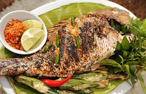 Cá tà ma và những món ăn nổi tiếng ở Lý Sơn - Ảnh 1.