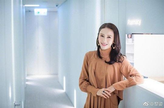 Nhan sắc những nữ minh tinh từng thống trị TVB một thời - Ảnh 5.