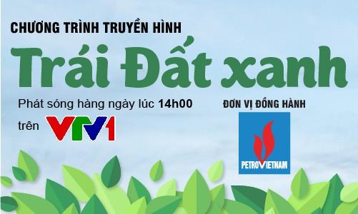 Tập đoàn Dầu khí Việt Nam đồng hành cùng chương trình Trái đất xanh - Ảnh 1.