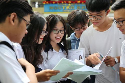 TP HCM: Trên 600 bài thi THPT quốc gia môn văn 8 điểm - Ảnh 1.